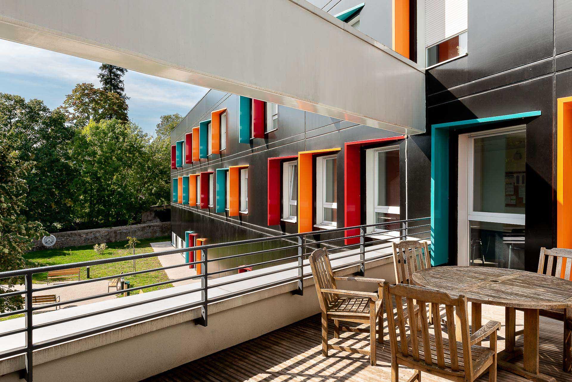Hôpital de Tullins en Isère