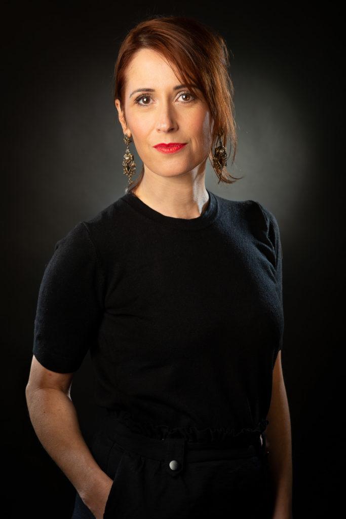 Portrait photo corporate de femme